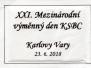 2018- burza Karlovy Vary